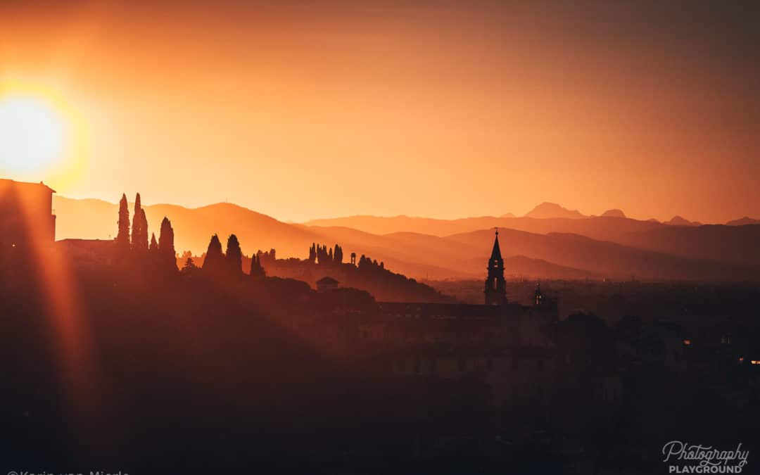How to Photograph a Stunning Sunset in Seven Steps