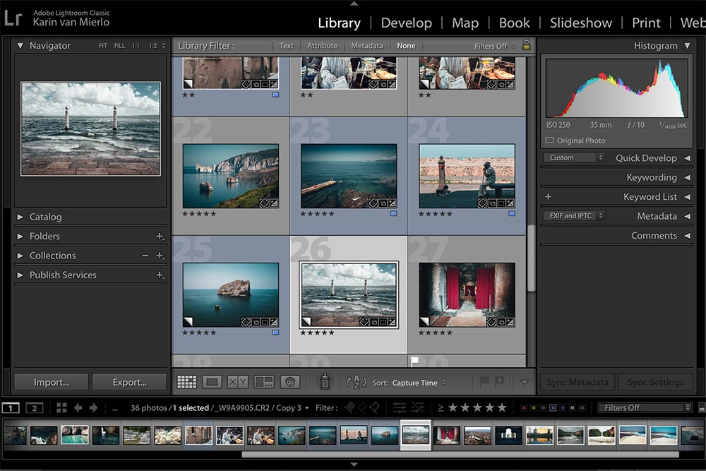 library module in lightroom, lightroom tutorial for beginners, lightroom training, lightroom for beginners, lightroom photo editor