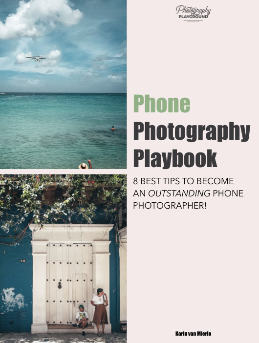 free photography training | Travel Photography Playbook | Copyright Karin van Mierlo | Photography Playground