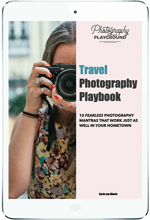 travel photography playbook, travel photography tips