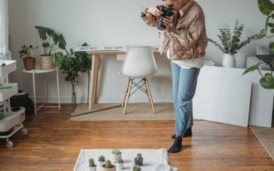 8 Great Flat Lay Photography Tips For New Photographers