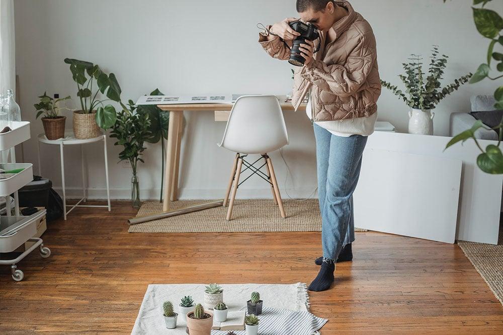 Flat Lay Photography Tips
