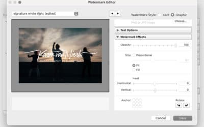 How To Watermark Your Photos in Lightroom – The Ultimate Guide